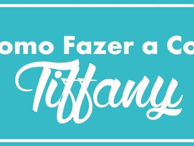 DIY ⋆  Como Fazer a Cor Tiffany. Azul Tiffany (pintar paredes)