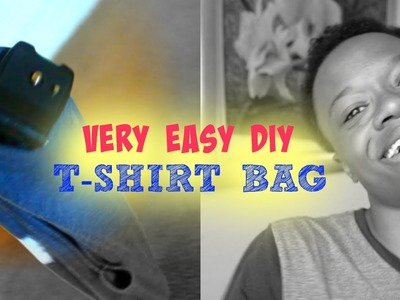 Diy: T-shirt Bag (Tank Top) | Naasir Void
