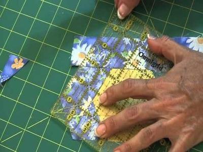 Fons & Porter: Sew Easy, Log Cabin Hexagons