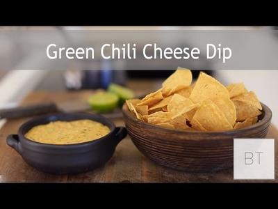 Green Chili Cheese Dip | Byron Talbott