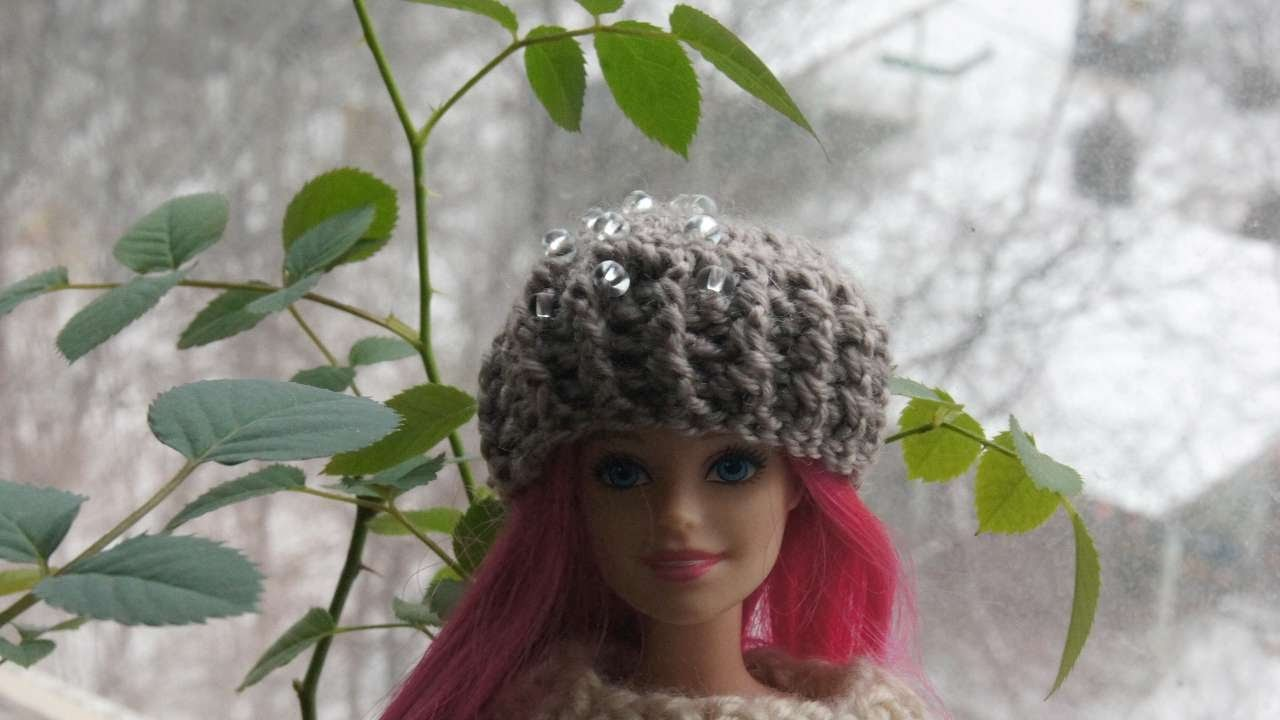 How To Crochet A Hat With Beads For A Doll - DIY Crafts Tutorial - Guidecentral