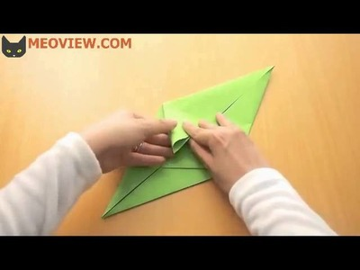 How to Make an Origami Reindeer - Origami Tutorial
