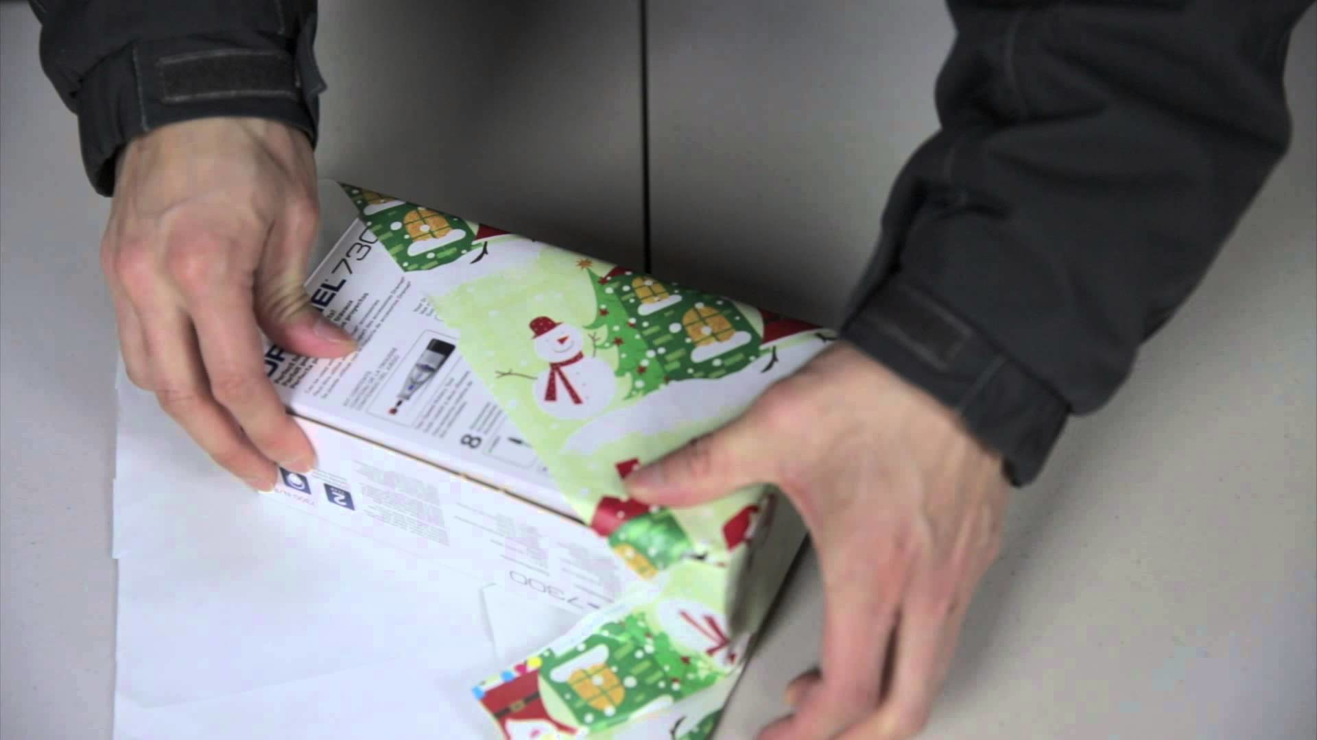 Japan Gift Wrapping Hack Explained