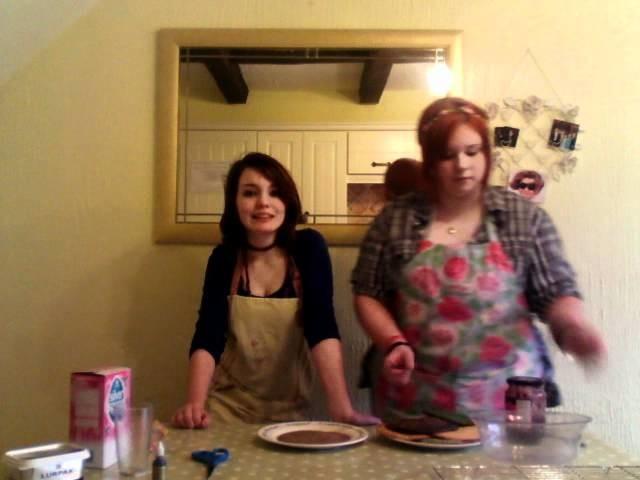 Jemily Baking: Rainbow Cake