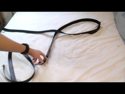 Make: 6$ Guitar Strap-Ryan's DIY