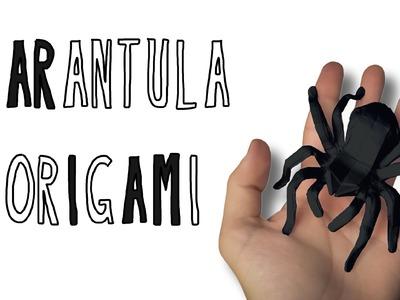 Origami Tarantula (Riccardo Foschi)