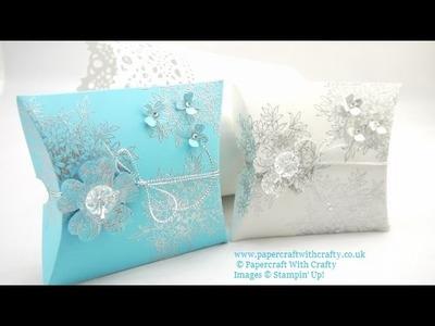 Pillow Box Gift Box