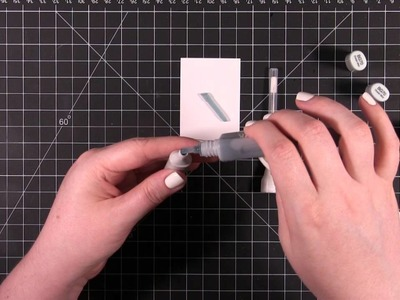 Quick Tip - How to Refill Copic Sketch Markers
