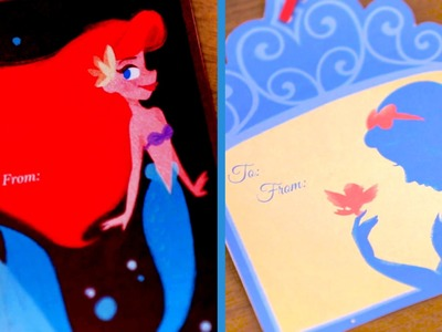 Be Our Guest: Disney DIY Holiday Tags | Disney Style
