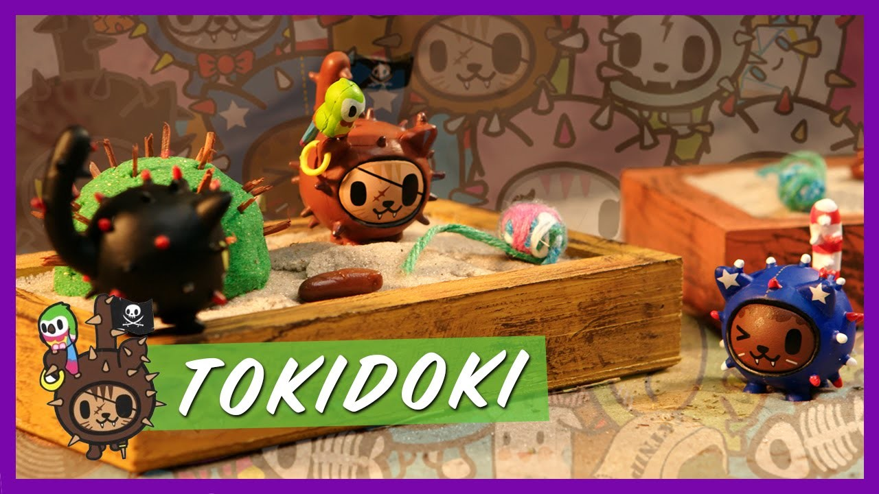 CACTUS KITTIES BLIND BOX OPENING | Kyoot Toy Show 4K | Strawburry17