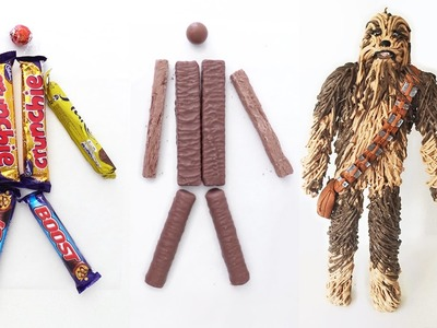 CHOCOLATE CHEWBACCA Star Wars How To Cook That Ann Reardon