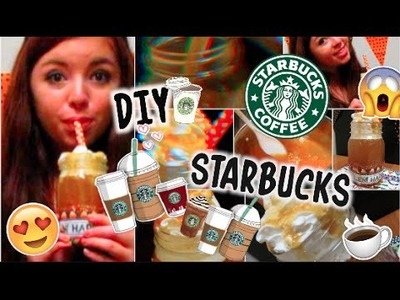 DIY Starbucks Fall Drink: Caramel Apple Cider!!!! | CartneyBreanne