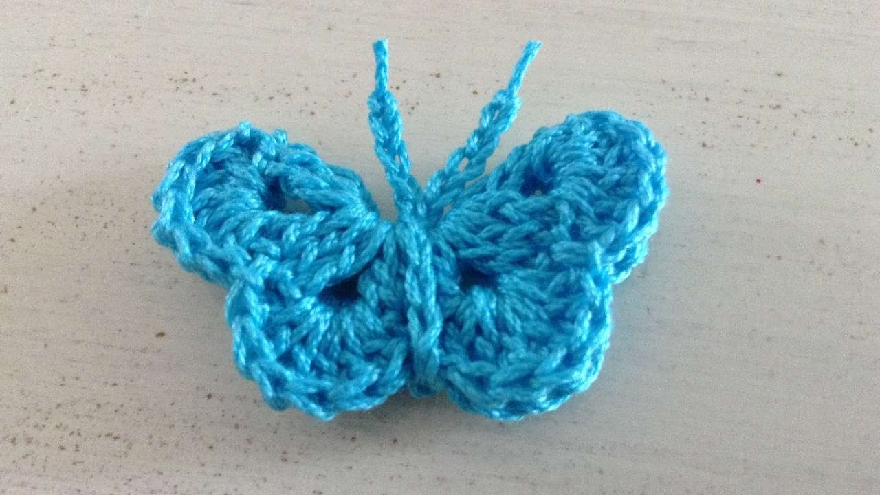 How To Crochet A Butterfly - DIY Crafts Tutorial - Guidecentral