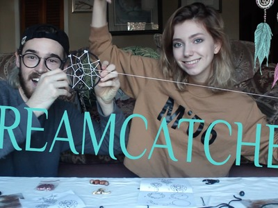 How To Make A Dreamcatcher ~ DOLLAR STORE FIND!