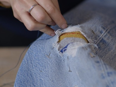 How to Repair Your Jeans | Levi's®