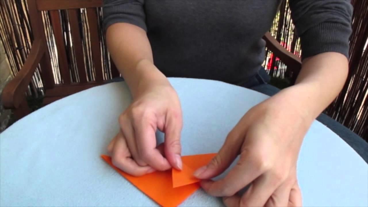 Little Bunnies Mandarin - Easter Bunnies Origami