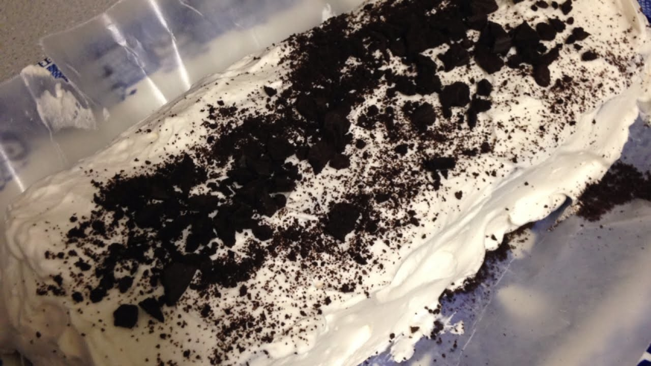 Make an Easy Mint Icebox Cake - DIY Food & Drinks - Guidecentral