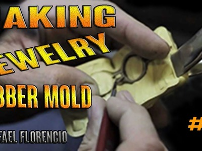 Mold Making and Cutting Castaldo Rubber Mold for Jewelry Part 1