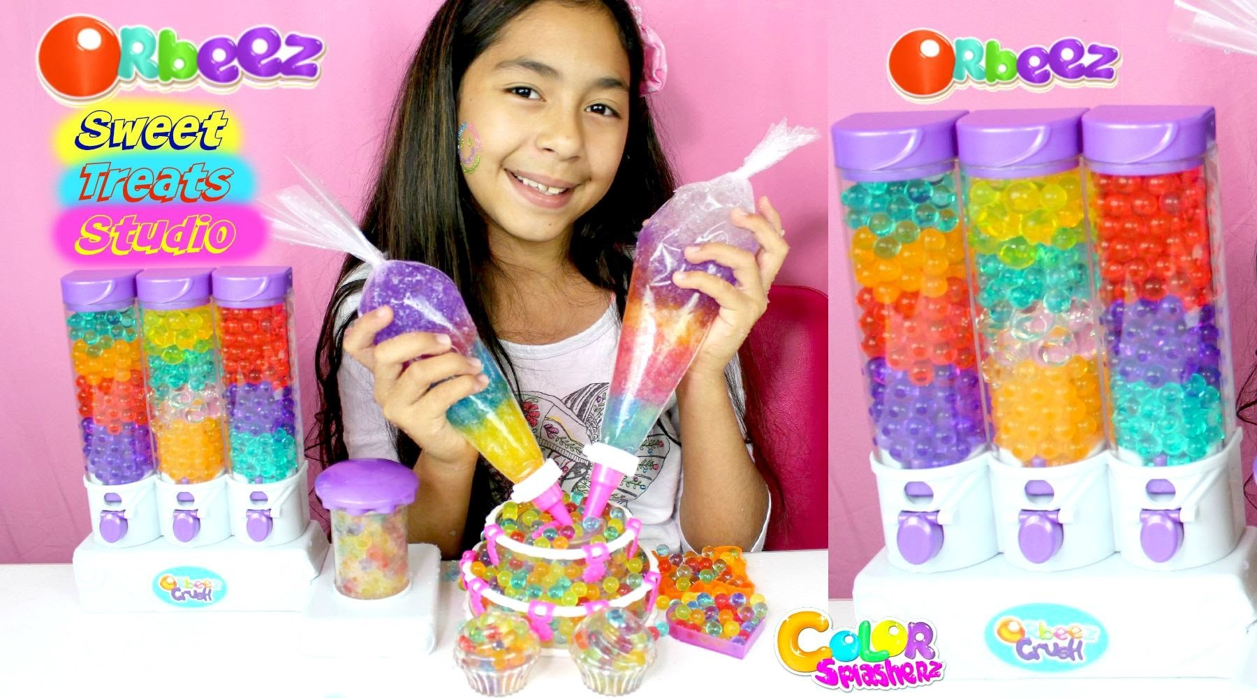 New Orbeez Crush Sweet Treats Studio Orbeez Toys | B2cutecupcakes
