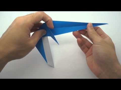 ORIGAMI: How to make an Unicorn