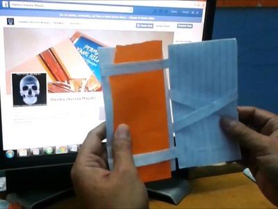 Origami magic?