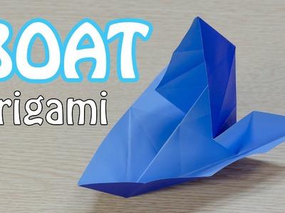 Sailboat Origami