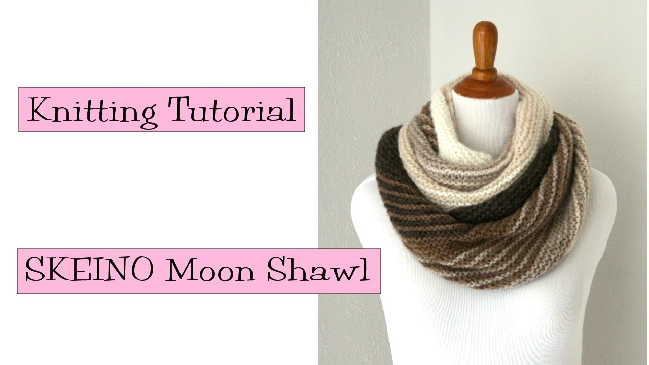 SKEINO Moon Shawl