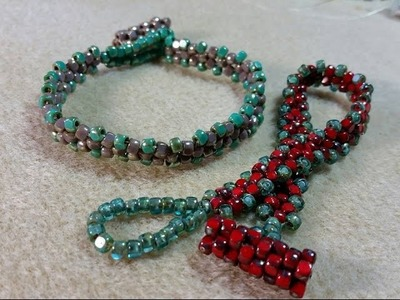 (Tutorial) Rickety Bracelet DIY (Video 150)