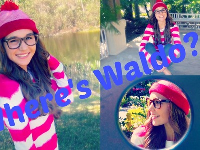 Where's Waldo Halloween Costume