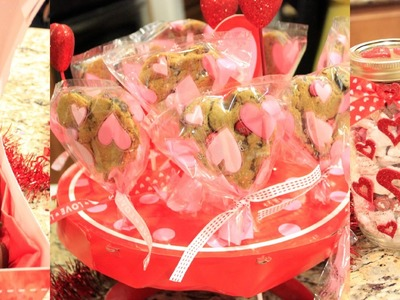 D.I.Y Valentine's Day Gifts.Treats