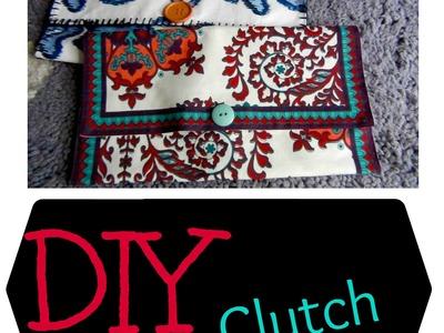 DIY Clutch | Owlbeteen