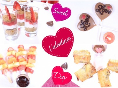 DIY ❤︎ Sweet Valentine's Day !