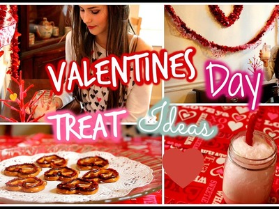 DIY Valentines Day Treat Ideas!
