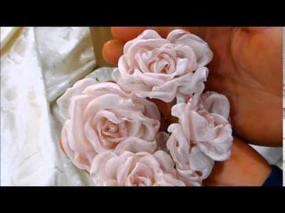 Gorgeous Handmade flower Rak from Tonya Mayhue + quick haul