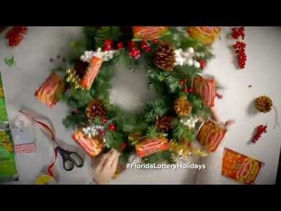 HOLIDAY GIFTS - DIY (Wreath)