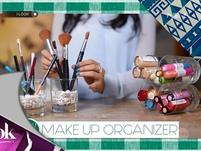 ILook - DIY - Make Up Organizer