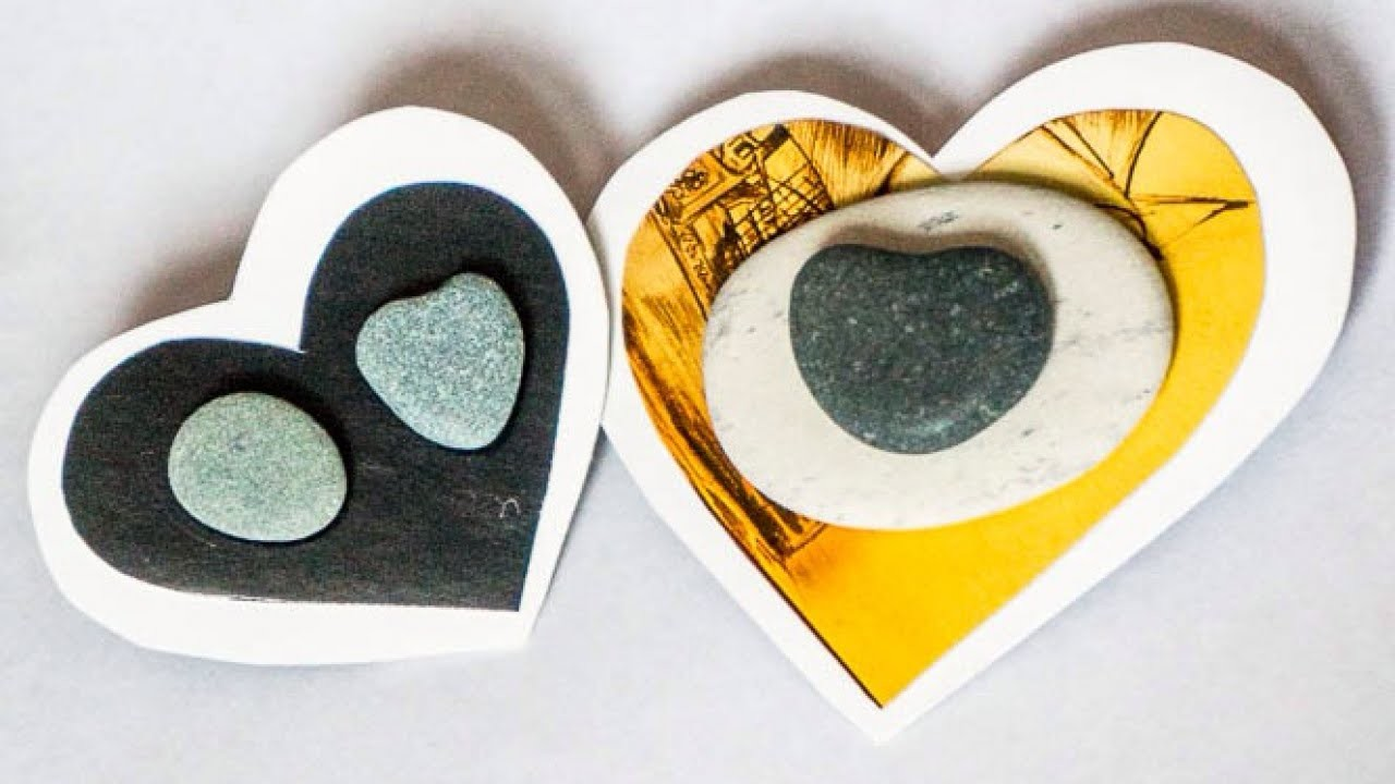Make Beautiful Heart Stone Jewelry - DIY Style - Guidecentral