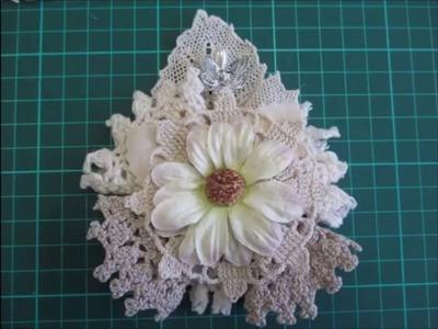 Stunning Handmade Shabby-Chic Flowers - jennings644