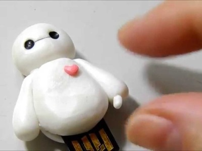 DIY Back To School Supplies BAYMAX USB PEN DRIVE