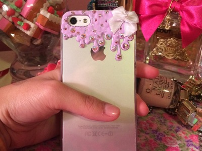 DIY Dripping iPhone Case