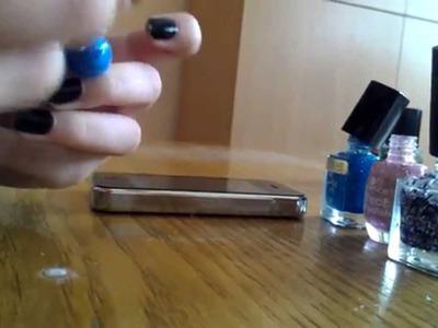 DIY: Easiest phone dust plug.