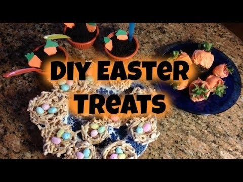 DIY Easter Treats