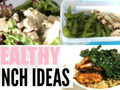 DIY Healthy Lunch Ideas for School | Easy & Quick