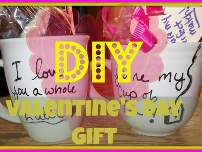 FRUGAL EASY DIY VALENTINE'S DAY GIFT