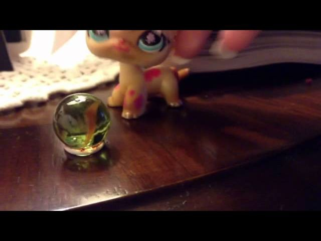 How to make a DIY LPS crystal ball