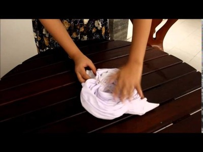 Cara membuat Tie Dye (DIY) atau Jumputan