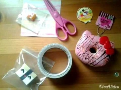 ♡ DIY Homemade Squishy Packaging (3 in 1) ♡
