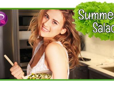 DIY Summer Salad - ThatGibsonGirl18