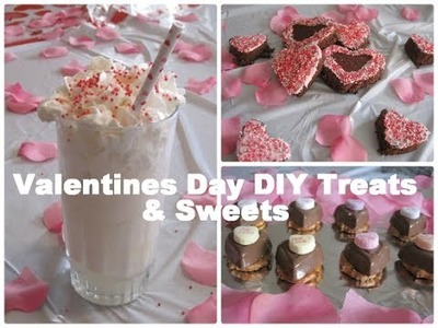 ♡♥Valentines Day♥♡ DIY: Treats and Sweets