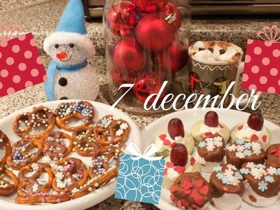 Annas julekalender - 7 december - DIY jule snacks